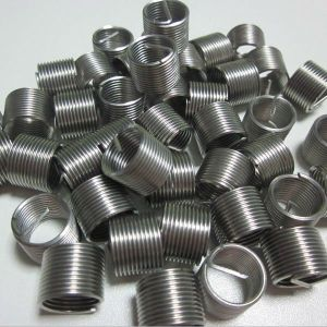 Stainless Steel Screw Thread Inserts for Plastic