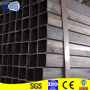 Common Carbon Steel 40X40mm Square Tube for Construction (JCS-06) pictures & photos