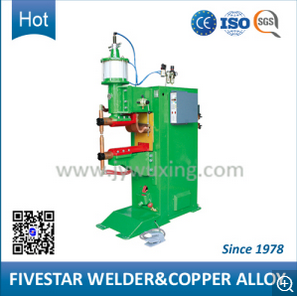 Dn-160 3 Phase Spot Welding Machine for Carbon Steel Welding with High Performance