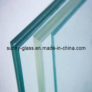 6.38-12.76 mm Tempered Laminated Glass / Clear Laminated Glass pictures & photos