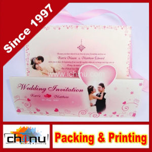 Wedding/Birthday/Christmas Greeting Card (3343) pictures & photos