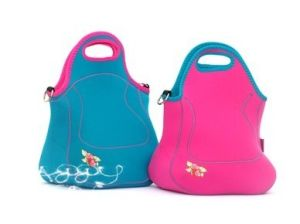 Waterproof Soft Colorful Lunch Bag for Children or Lady pictures & photos