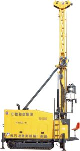 Full Hydraulic Diamond Drilling Rig (HYDX-6) pictures & photos