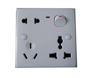 Single Control Wall Switch&Socket - 21