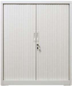 Steel Rolling Shutter Cabinet for File Storage pictures & photos