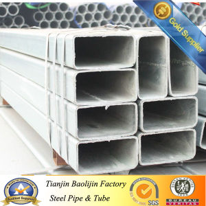 Bs1387 Welded Hot Dipped Galvanized Steel Tube & Pipe China pictures & photos
