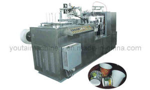 KFC Large Sized Paper Bucket Forming Machine pictures & photos