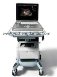 Hot Selling Ce Approved Color Doppler Laptop Ultrasound Machine Ysd518 pictures & photos