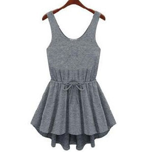 Sexy Ladies′ Dress, Fashion Casual Dress