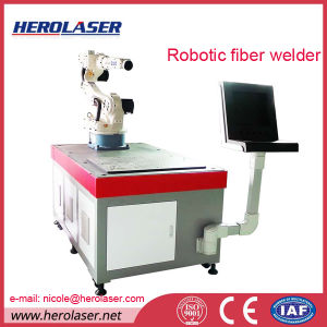500W/ 750W/ 1000W/ 3000W Stainless Steel Tooling Auto Parts Fiber Laser Welding Machine pictures & photos
