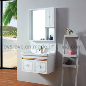 Wall Mounted Vanity /Aluminum Bathroom Cabinet with Basin pictures & photos