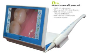 New Professional Intraoral Camera with 8inch Touch Screen and Video Output pictures & photos
