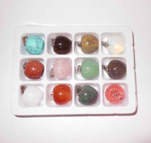 Semi Precious Stone Fashion Crystal Pendant (ESB01440) pictures & photos