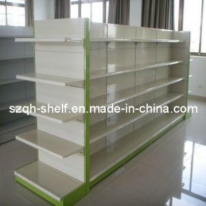 Economic Supermarket Metal Shelves (QH-SY-01)
