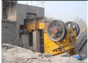 High Efficiency Stone Jaw Crusher by China Company pictures & photos