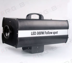 Small Body Shape 300W LED Follow Spotlight pictures & photos