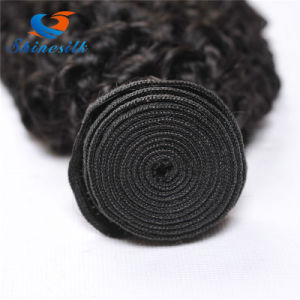 Brazilian Kinky Curly Virgin Hair 100g Brazilian Virgin Curly Hair Extension pictures & photos