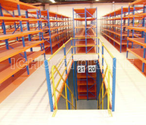 Steel Multi-Level Mezzanine Racking pictures & photos