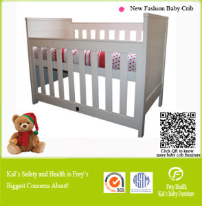 Pine Wood Baby Crib/Cot/Bed for Baby Furniture pictures & photos