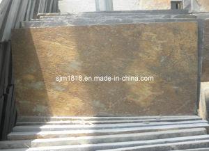 Rusty Paving Slate Panel Tiles