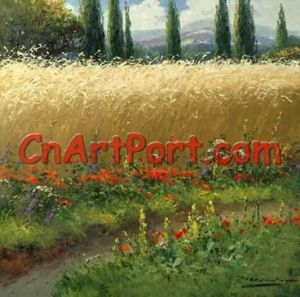 Impressionism Landscape Paintings (Lani0443)