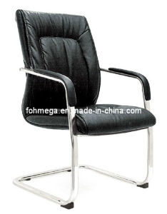 Modern Bow Leg Leather Conference Chair (FOH-B39-3) pictures & photos