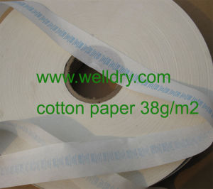 Packaging Paper for Silica Gel Desiccant, Cotton Paper pictures & photos