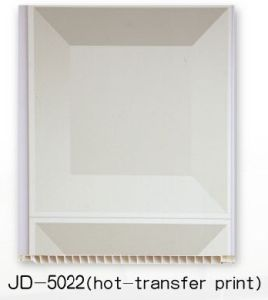 PVC Panel (hot transfer - JD5022) pictures & photos