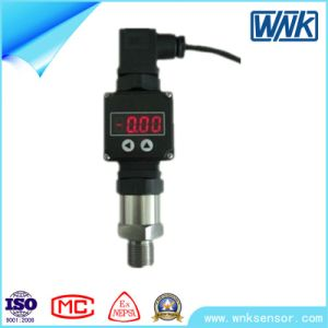 Smart 4-20mA Clamp Pressure Transmitter for Sanitary Application pictures & photos