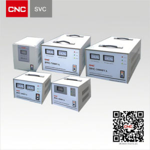 CNC SVR/AVR Relay Type Voltage Stabilizer (SVC/TND) pictures & photos