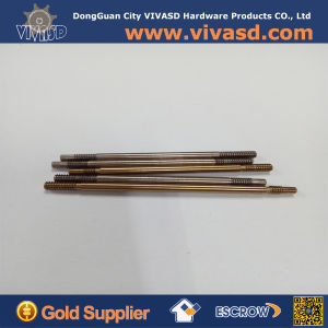 Custom Precision CNC Machining Stainless Steel Shaft pictures & photos