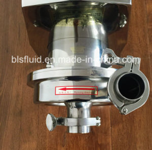 Food Grade Stainless Steel Liquid Transfer Centrifugal Pump pictures & photos