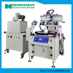 Auto-Baiting High Speed Rotary Screen Printer Machine pictures & photos