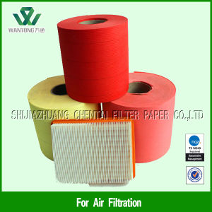 Automotive Filter Paper (CA-A4130-Y04-C)
