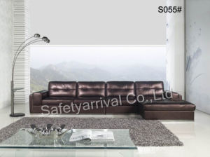 Leather Sofa (S055#)