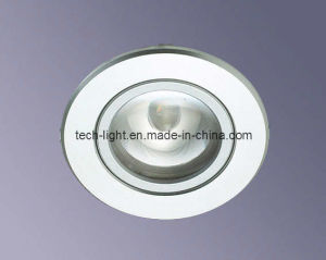 1W HP Aluminum LED Cabinet Down Light (HJ-LED-420)