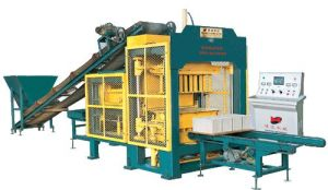 XD4-15 Block Making Machine