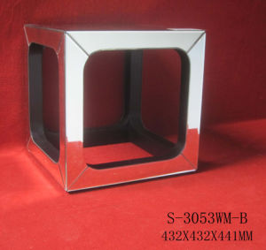 Mirror End Table S3053wm-B
