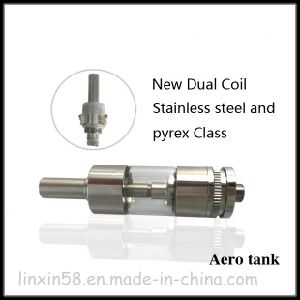 Ecig Aero Tank with 2.5ml Capacity