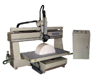 CNC Router Woodworking Machine (5000)