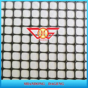 Slope Greening Geotextile Materials/ PP Biaxial Plastic Geogrid