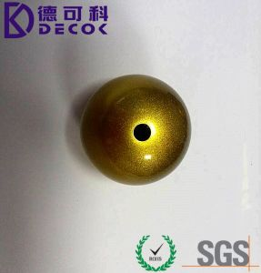 Blue Colored Hollow Ball Decorative Stainless Steel Ball pictures & photos