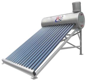 Stainless Solar Solar Water Heater with Support Tank