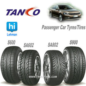 Passenger 13-19 Inch Car Tyres pictures & photos