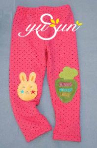 Children′garment / Children′s Clothes / Girl′s Panty (CH0007) pictures & photos