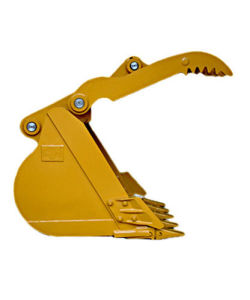 Excavator Attachments Hydraulic Thumb Made in China pictures & photos