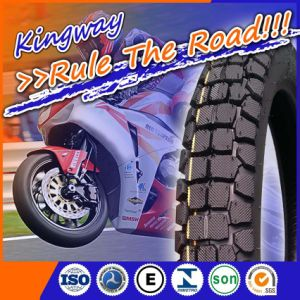 Rubber Tr-4 Motorcycle 3.00/3.25-16 Tubeless Tyre pictures & photos