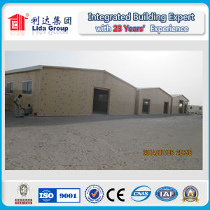 Professional Manufacturer Light Steel Structure Warehouse, Workshop pictures & photos