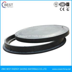 B125 En124 SMC Round 700*50mm FRP GRP SMC Manhole Cover pictures & photos