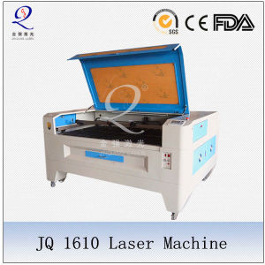 Professional Coarse Cloth Laser Cutting Machine pictures & photos